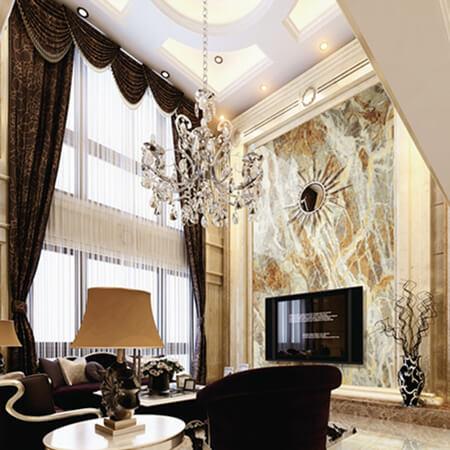 lobby glazed floor tile