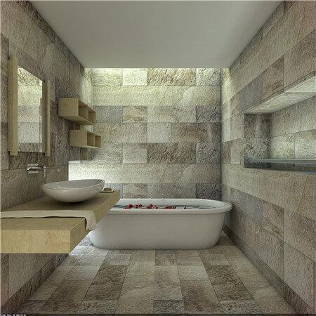 stone tile for bathroom