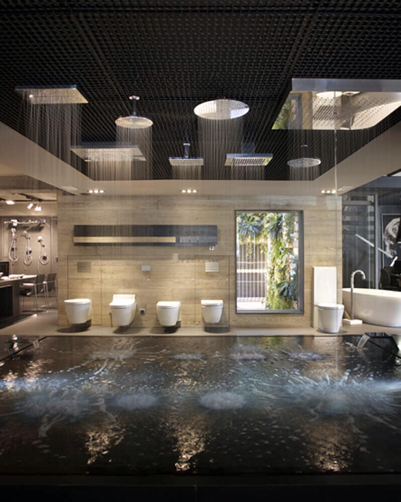 How to import sanitary wares from china foshan sourcing for Bathroom showrooms los angeles