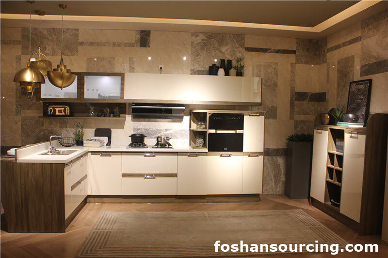 How To Buy And Import Kitchen Cabinets From China Foshan