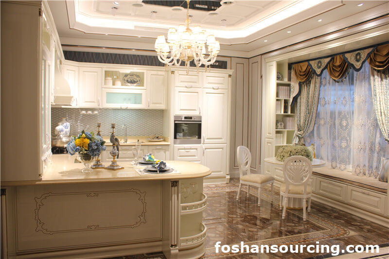 How To Buy And Import Kitchen Cabinets From China