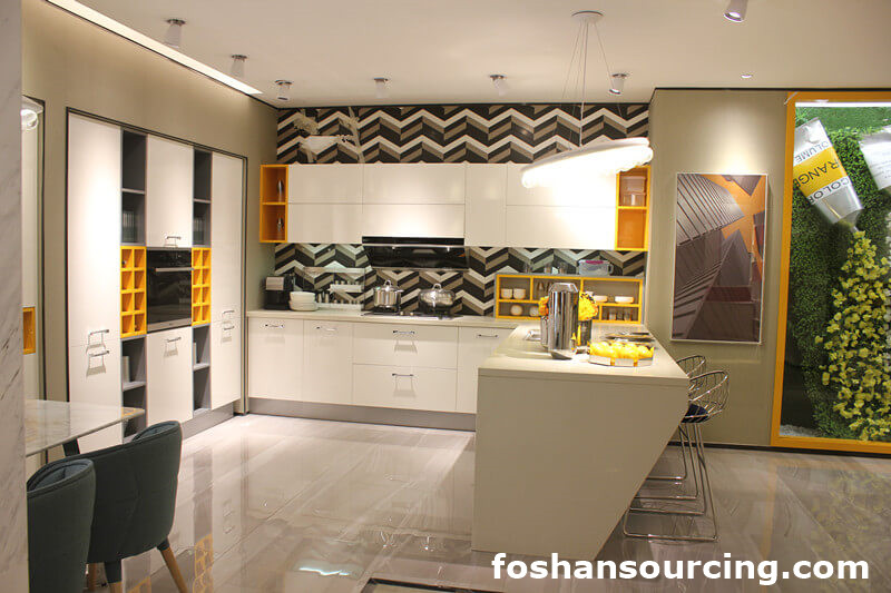 MANUFACTURE AUSTRALIA MODERN HIGH QUALITY WHITE KITCHEN