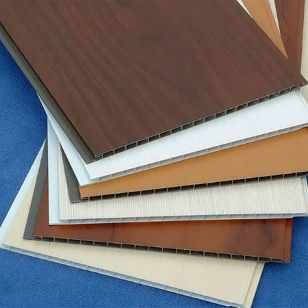 Building Material Regular Panel Pvc Laminated Gypsum Ceiling