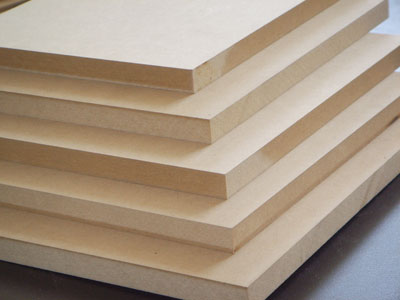 Medium-Density Fiberboard kitchen cabinet