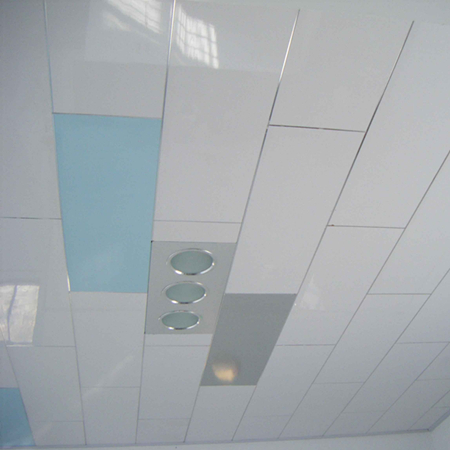 Waterproof PVC Panels Ceiling Design