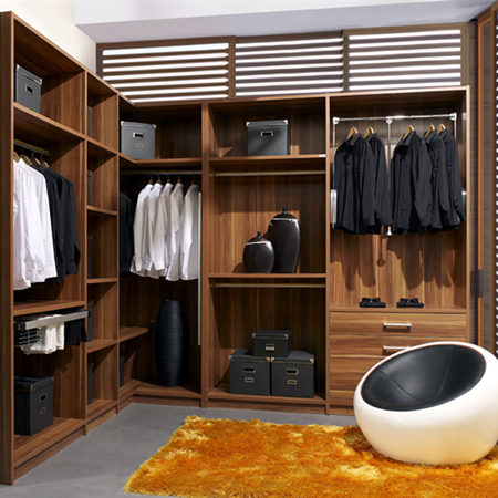 China wood wardrobe