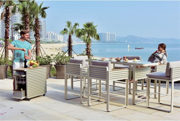 China outdoor pool furniture